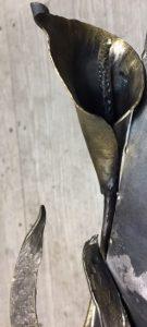 Metal Calla Lily