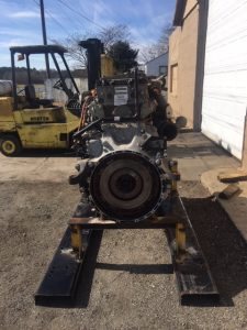 DD 15 Replacement Motor