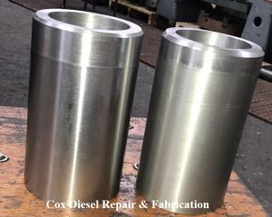 Custom Large Bushings