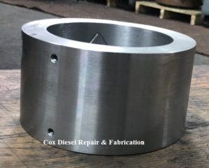 Custom Manufactured Small Bushing
